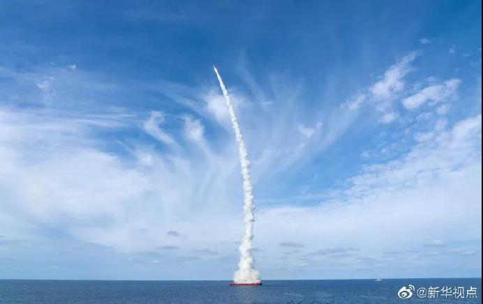 海上发射2