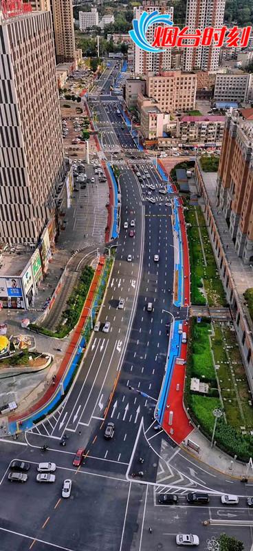 西南河路拓宽改造